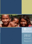 CFSI Annual Report for 2012